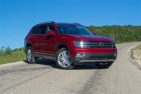 Vw Atlas Review by 2018 Volkswagen Atlas V6 Review Autoguide News