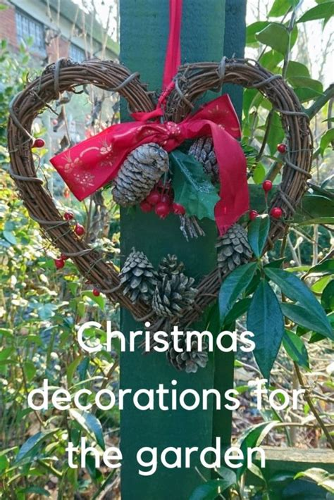 Garden Accessories Uk Only Garden Decorations How To Be Festive And