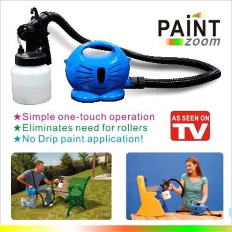 spray painter on tv as seen on tv paint zoom spray gun purchasing souring
