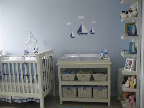boy nursery wall decor baby room ideas on nautical nursery baby