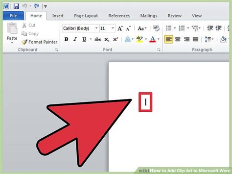 How to move clipart in microsoft word 2007 Word 2007 Clipart Not Working
