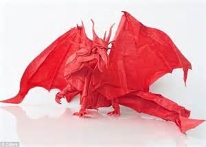 amazing origami the most amazing origami artist creates detailed