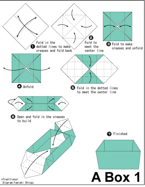 Sweet Tresa 184 184 168 How To Fold Paper Box As Gift Box