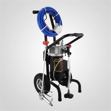 spray paint machine for walls airless paint sprayer model electric spray machine 220v