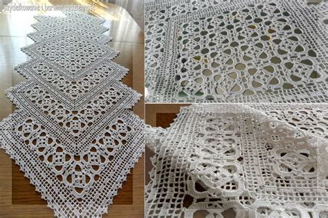 free knitted table runner patterns free crochet table runner patterns 76 knitting