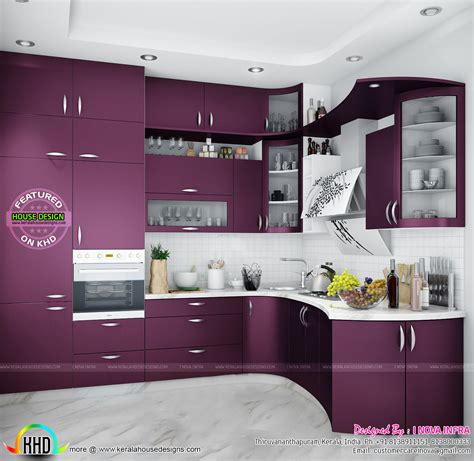 interior home design kitchen modular kitchen kerala kerala home design and floor plans