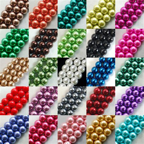 pearl bead 100pcs top quality glass pearl 3mm