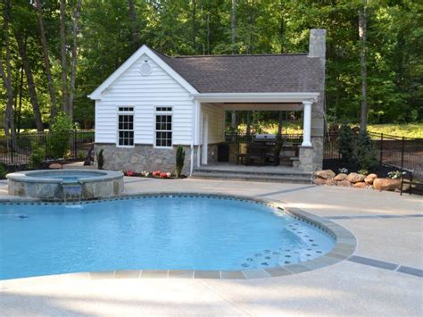 house plans with pools and outdoor kitchens pool house outdoor kitchen fireplace greensward llc