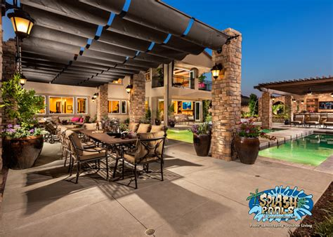 backyard patios designs backyard design ideas splash pools and construction
