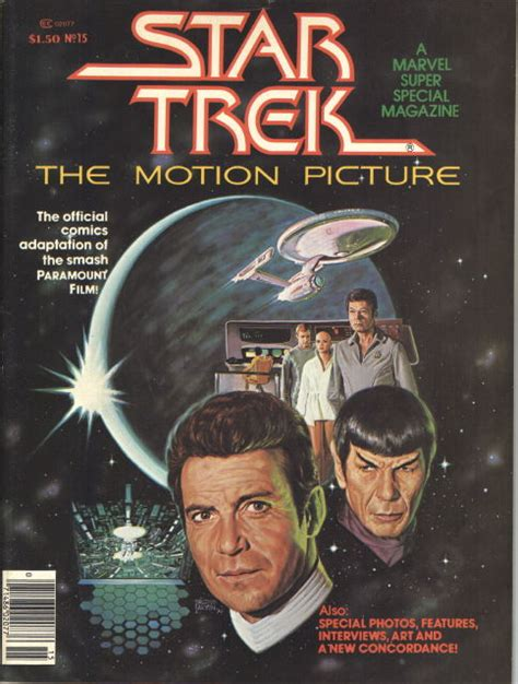 the motion picture book tmp 30 the adaptations of trek the motion picture