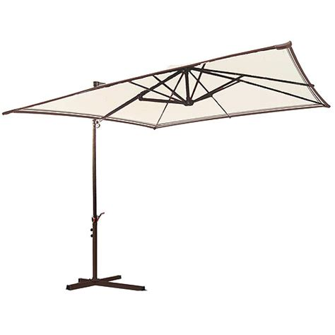 patio umbrellas at walmart mainstays sand dune offset umbrella walmart