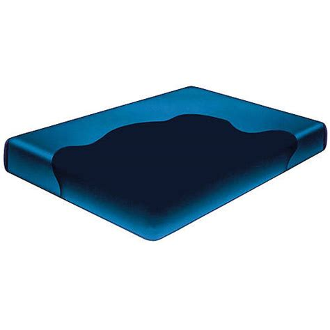 blue magic night rest freeflow waterbed mattress multiple