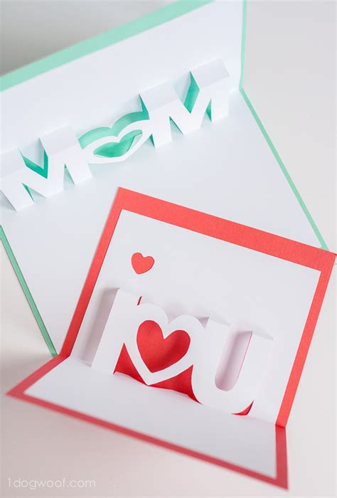 how to make 3d mothers day cards pop up cards on kirigami griffin cards
