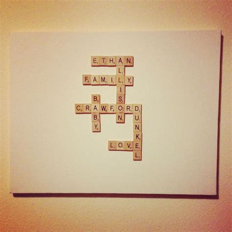 dy scrabble word diy scrabble word that i ve done