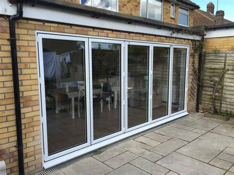 bi fold patio doors prices upvc bi fold patio doors prices li limited upvc sliding