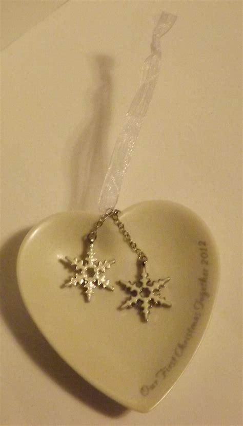 our ornament 2012 hallmark keepsake ornament our together
