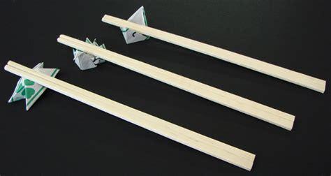 chopstick rest origami let s talk chopsticks pomai test