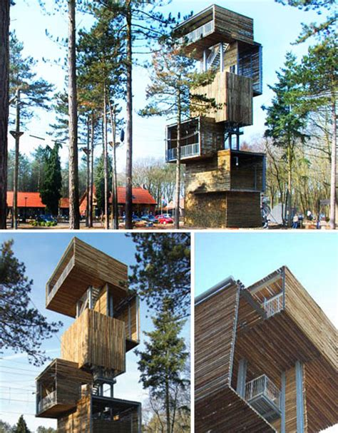 the modern tree modern tree houses 14 awesome arboreal dwelling designs