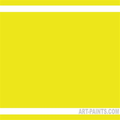 paint colors for yellow neon yellow artist acrylic paints 23668 neon yellow