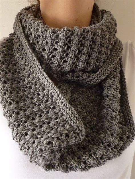 free cowl knitting patterns 10 exles of crochet cowls a selection
