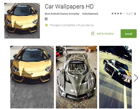 Car Wallpaper Apps by Top 15 Free Wallpaper Apps For Android Andy Tips