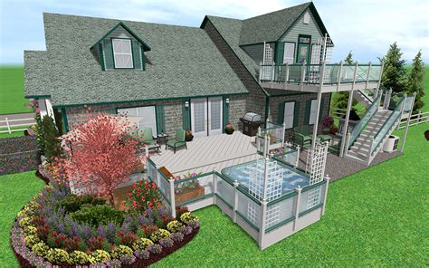 how to design your own home landscape design software by idea spectrum realtime