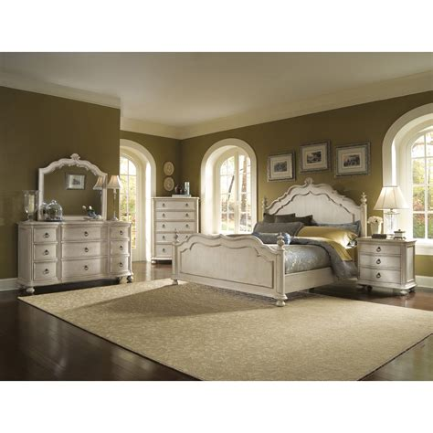 bed bedroom sets provenance panel 4 bedroom set by a r t furniture