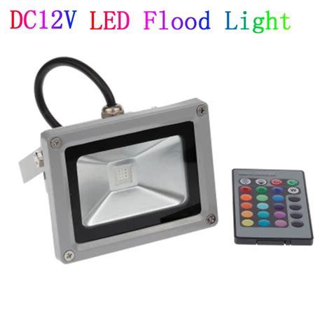 landscape lighting 20w vs 50w dc 12v 10w 20w 30w 50w led floodlight outdoor spotlight spot flood light l rgb refletor led