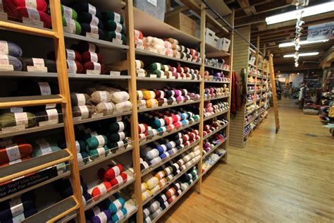 knitting stores small family owned yarn shop battles large corporations