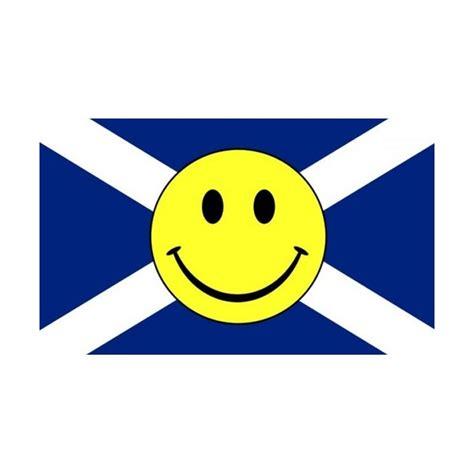 smiley rubber st scotland st smiley flag
