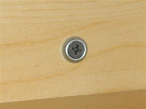 kitchen cabinet screws improper kitchen cabinet installation markanich real estate inspections llc