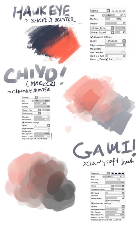 paint tool sai free media 244 best images about paint tool sai brushes on