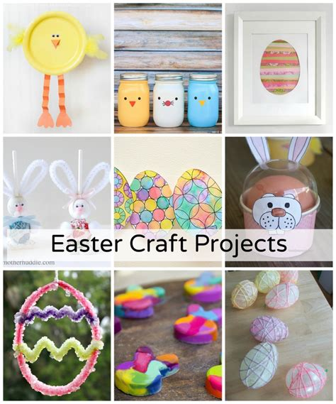 easy easter craft ideas for easter treat recipes the idea room
