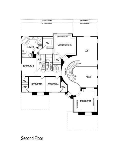 pulte homes floor plans pulte homes
