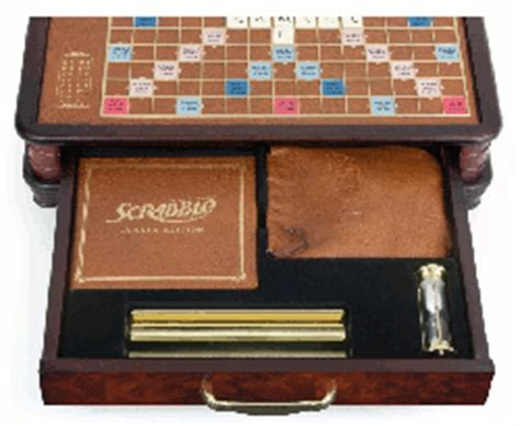 limited edition scrabble scrabble editions