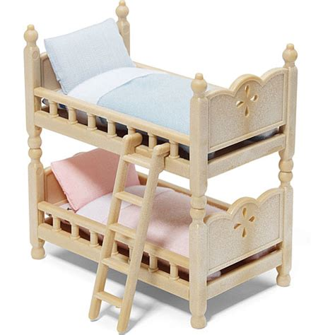 bright idea toys calico critters bunk beds