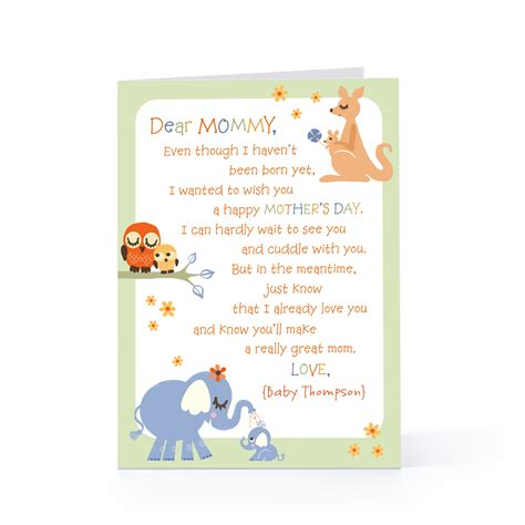 card on day quotes for mothers with unborn babies quotesgram