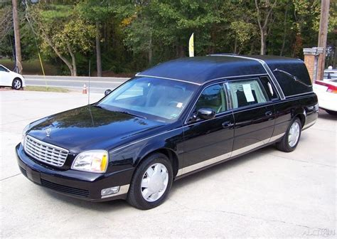2000 Cadillac For Sale by Flawless 2000 Cadillac Hearse For Sale
