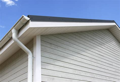 how to put gutters on a house choosing the correct size gutters for your home