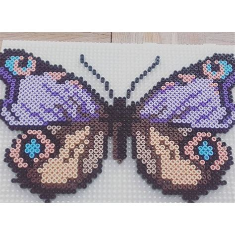 hama bead butterfly pattern 17 best images about бабочки on perler bead
