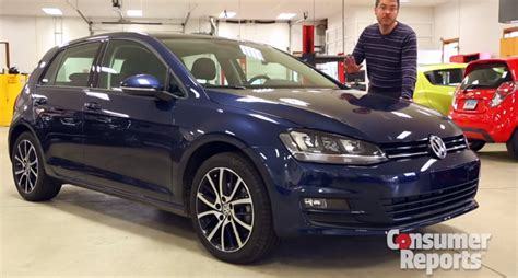 2015 volkswagen golf gti reviewed by consumer reports