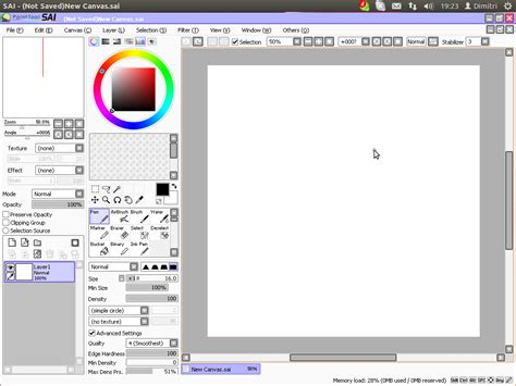 paint tool sai paint tool sai on linux by 4 sheanna 4 on deviantart
