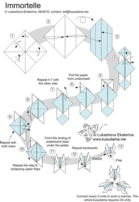how to make an origami dragonfly kusudama me modular origami dragonfly unit