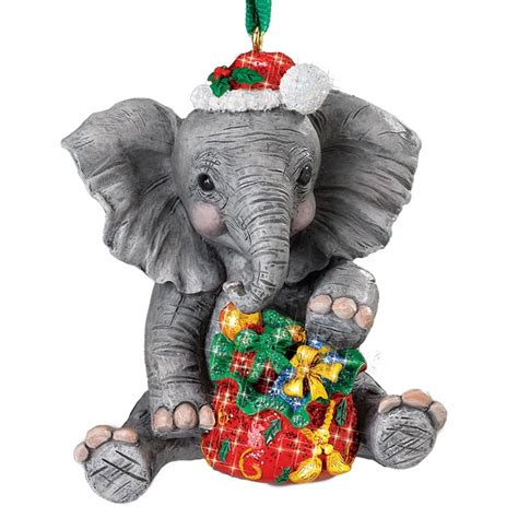 elephant tree decorations baby animal ornaments your 1st one is free
