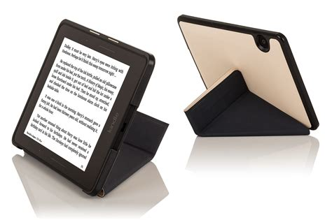 kindle origami cover leather smart origami cover for kindle voyage
