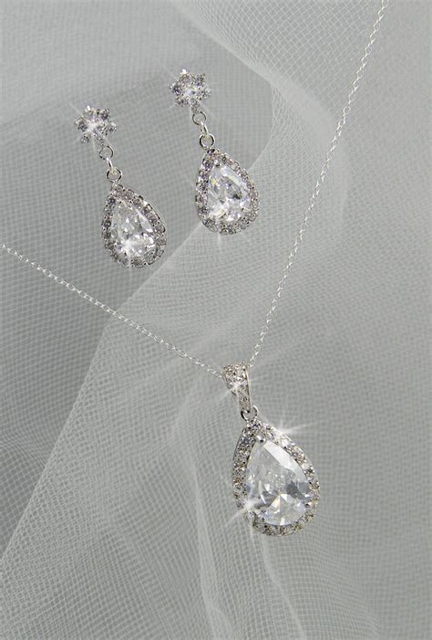 how to make wedding jewelry bridal set bridesmaids jewelry set by crystalavenues