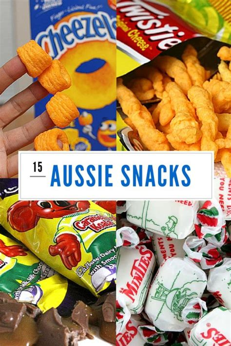 snack food 15 australian snacks we all and