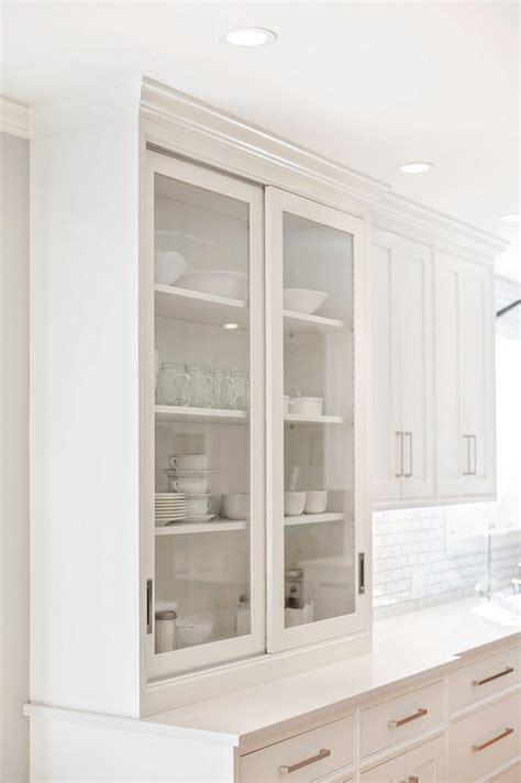 kitchen cabinet with sliding doors modern farmhouse kitchen design home bunch interior