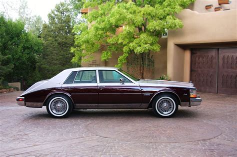 1981 Cadillac Seville by 1981 Cadillac Seville Information And Photos Momentcar