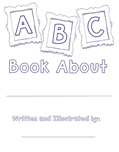picture book pdf coloring pages the lesson cloud alphabet book template